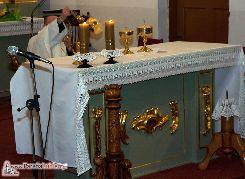 Galeria zdjęć - strona internetowa parafii Lubień